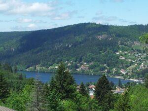 Les magnifiques lacs des Vosges