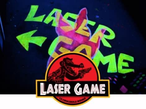 laser Game des lacs