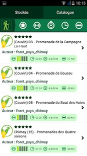 application X plore foret chimay