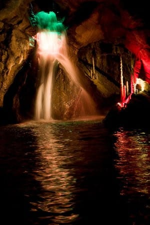 Les grottes de Neptune.