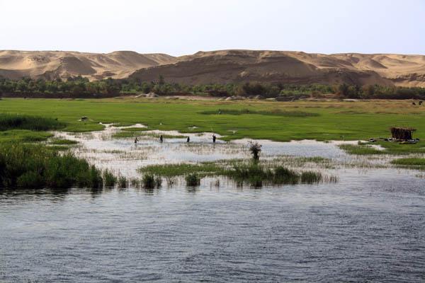 En croisière antique sur le Nil : photos souvenirs de vacances