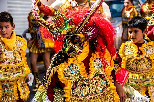 La Bolivie, un pays aux multiples fêtes
