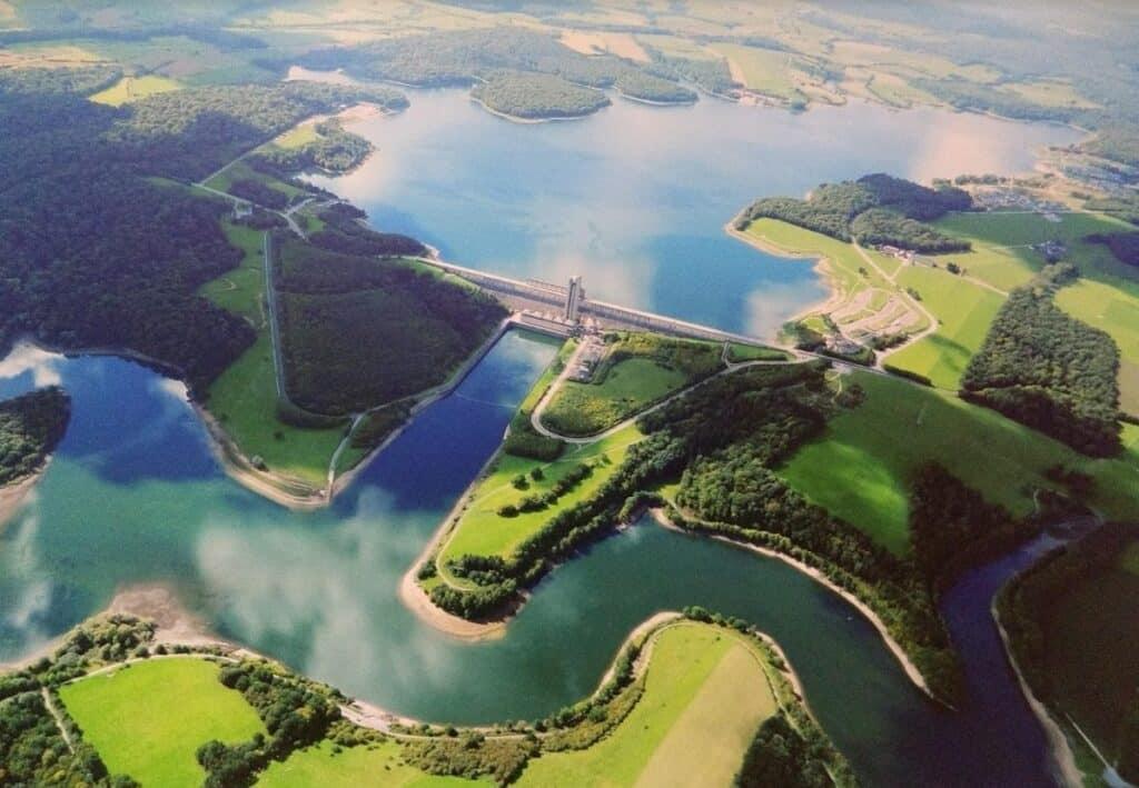 barrage de l'Eau d'Heure