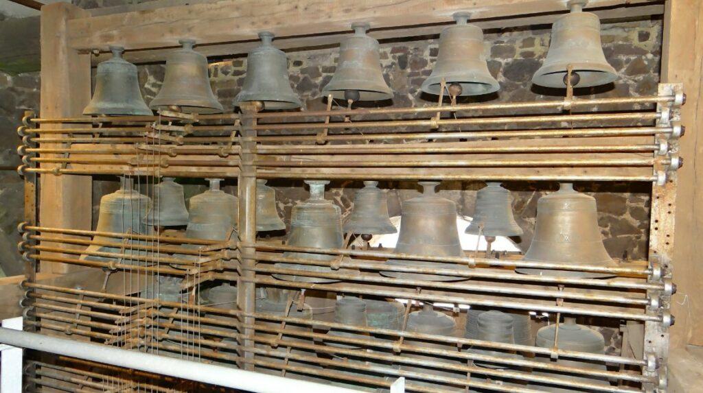 Restauration du Beffroi de Thuin