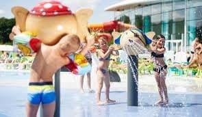 Jeux enfants aquacentre cerfontaine