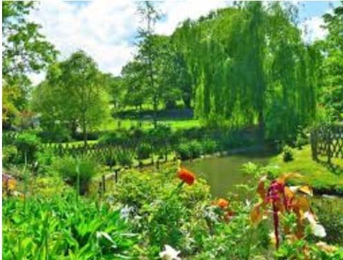 Les nouveaux jardins de Louanne