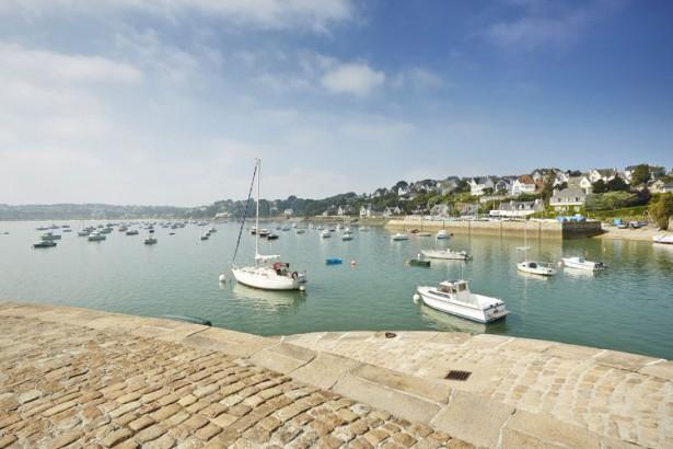 Port de Locquirec Finistère