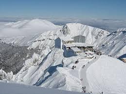 Voyage à Mont dore