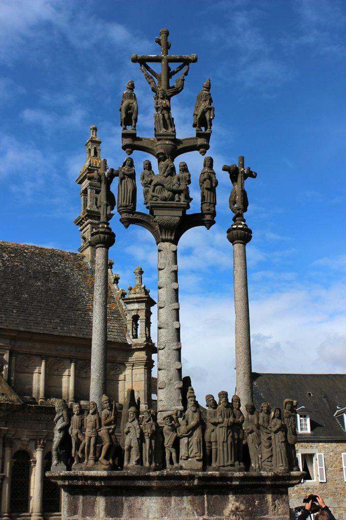 L'enclos paroissial de Saint Thégonnec du Finistère Nord