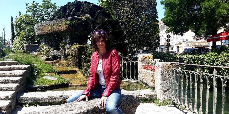 Le moulin à huile aux Beaumes-de-Venise