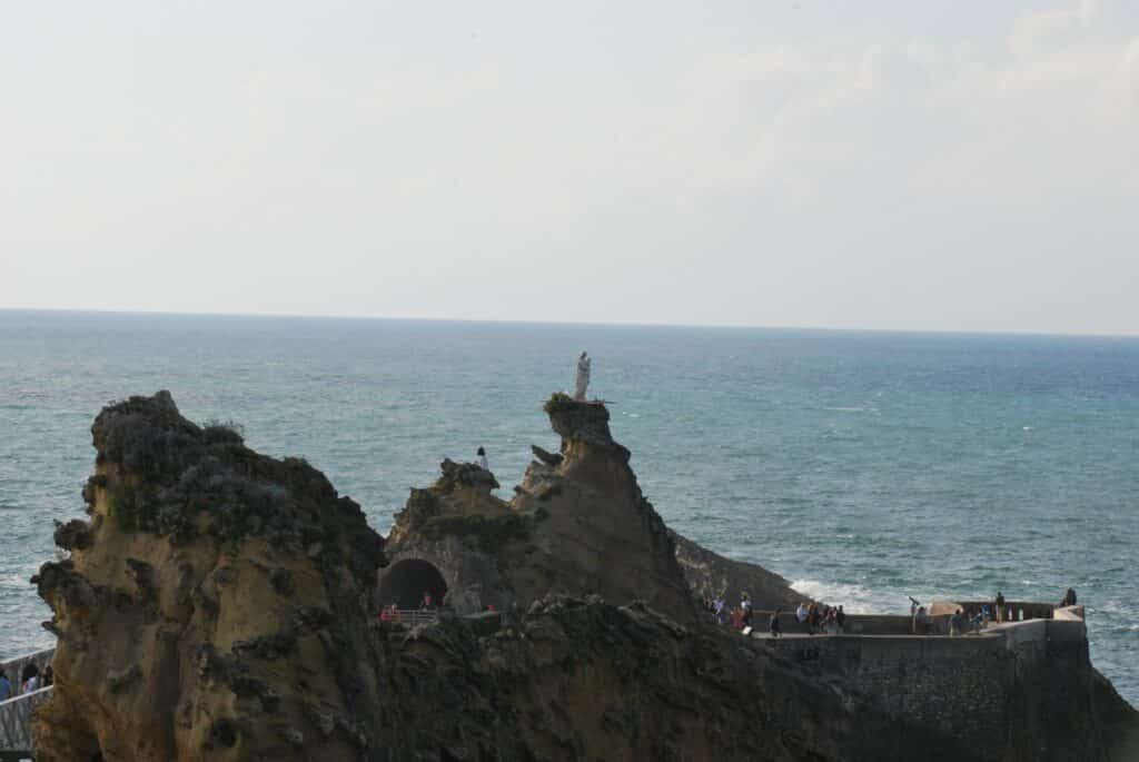 Lieu incourtounable à Biarritz