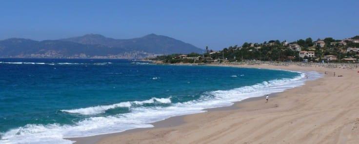 plage d'Agosta