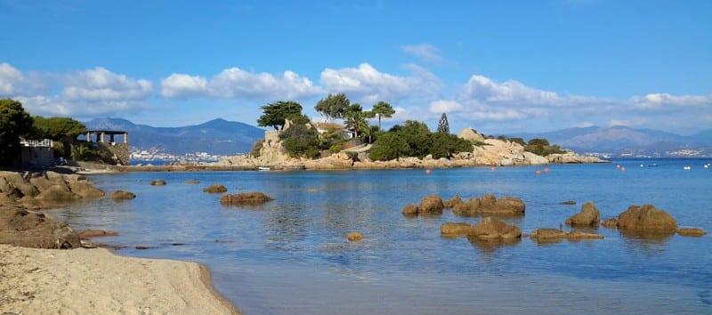 presqu'île d'Isolella