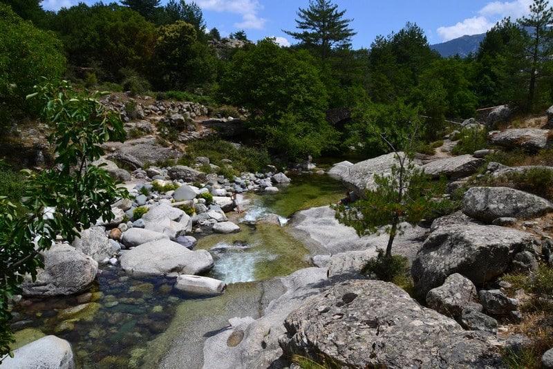 Corse est le paradis des randonneurs