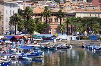 Port Tino Rossi d'ajaccio