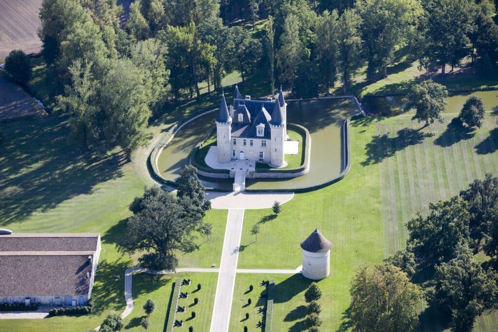 Région Médoc Le Château d'agassac