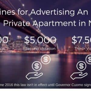 Réglementation : Guide simple pour comprendre la loi anti Airbnb a New York
