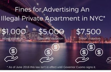 amendes anti airbnb new york
