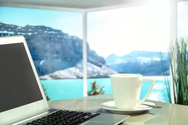 digital nomad blog de voyage