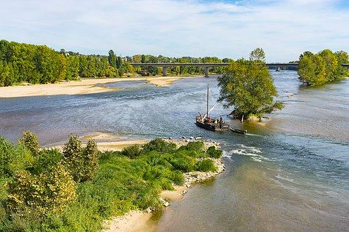 Fleuve de la Loire