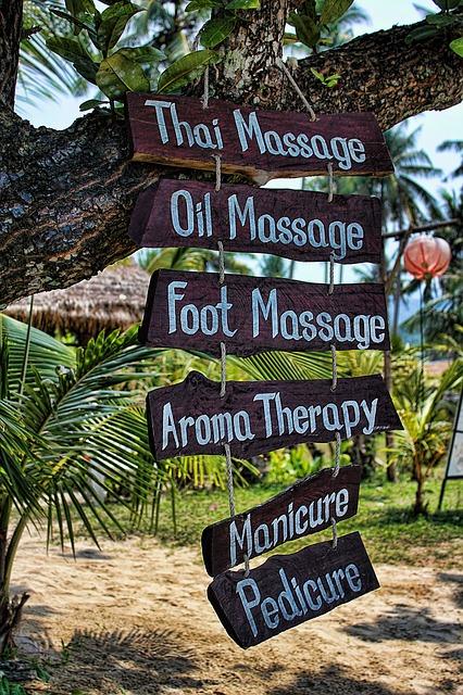 massages de voyage