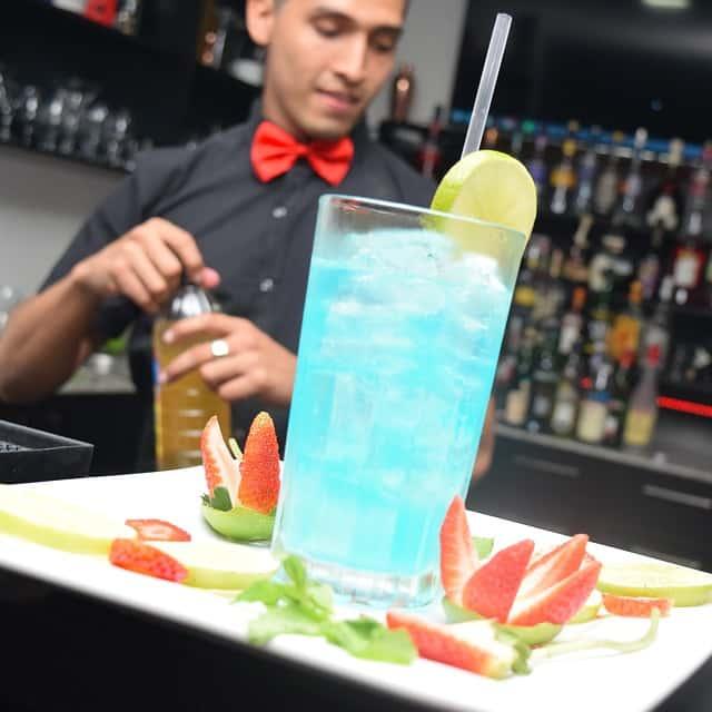 emploi barman voyage étranger
