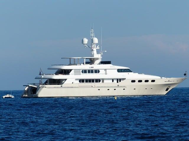 Offres d'emploi sur des Yacht de luxe