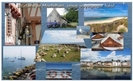 Kaléidoscope du Morbihan