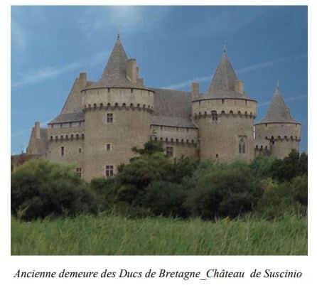 Château de Suscinio, Sud de la Bretagne