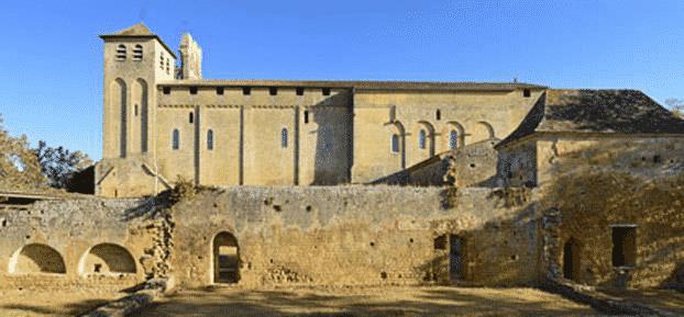 L'église de Saint Avit-Sénieur