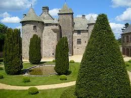 Jardin du château de cordes