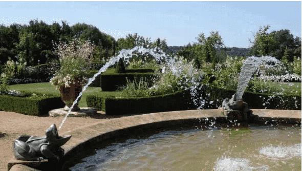 jardins du manoir d'Eyrignac Perigord