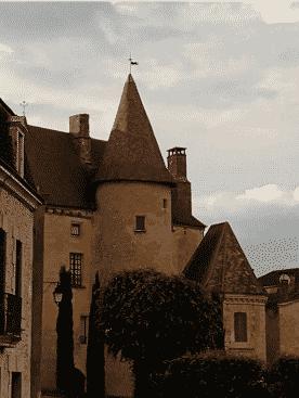 Village de Bèlves à Perigord Noir