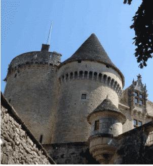Le château de Fénelon Dordogne