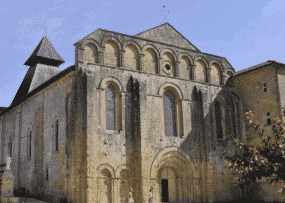 quartiers de Cadouin à Dordogne