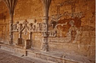Abbaye de Cadouin à Perigord Noir