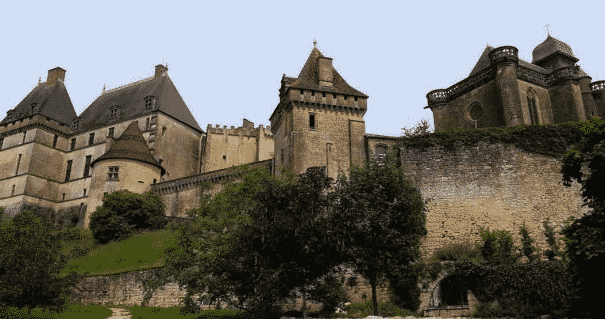 Château de Biron Perigord Noir