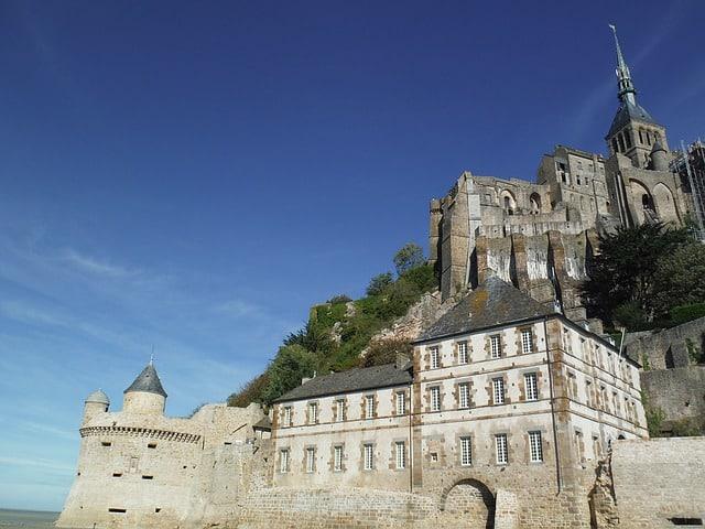 Voyage Mont Saint Michel