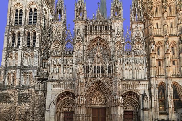Cathédrale Rouen