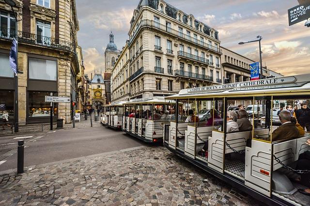 Départ Rouen