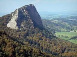Les roches tuilieres et sanadoire Mont dore