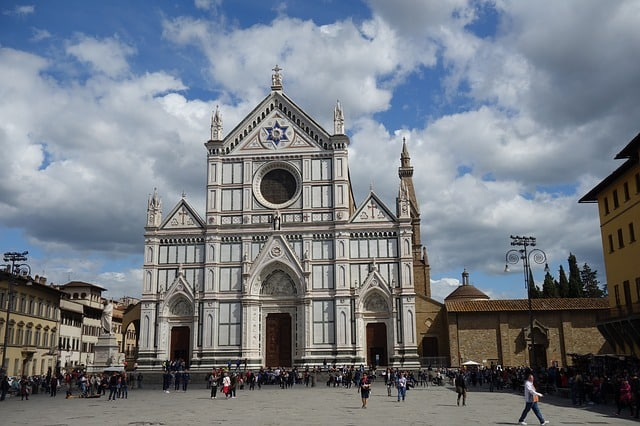 Visite de la ville de Florence