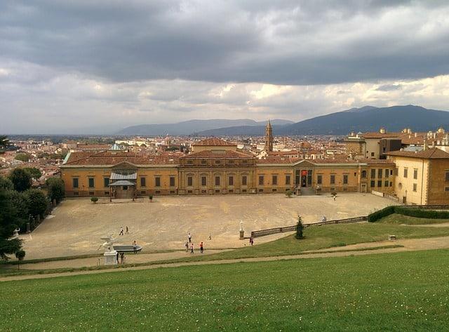 Palais Pitti Florence