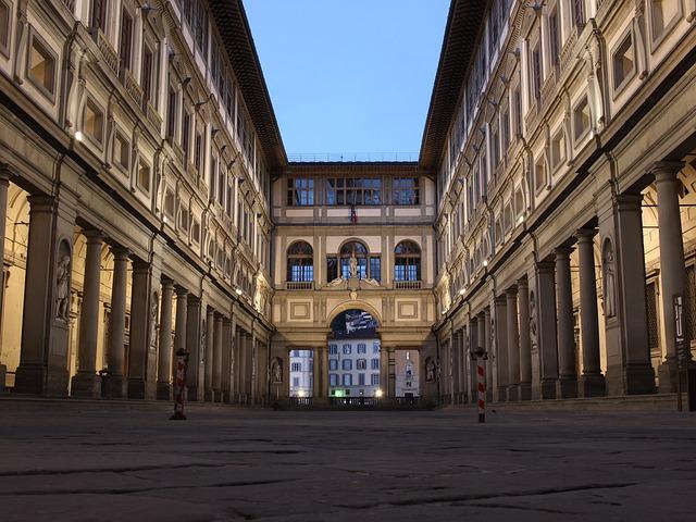 Promenade dans la ville Florence