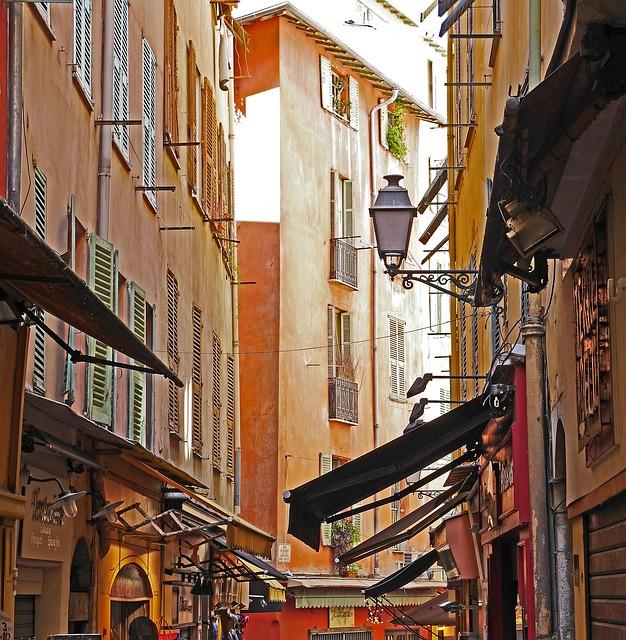 Découverte de la ville de Nice