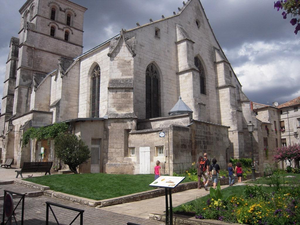 Église Saint-André d'Angoulême