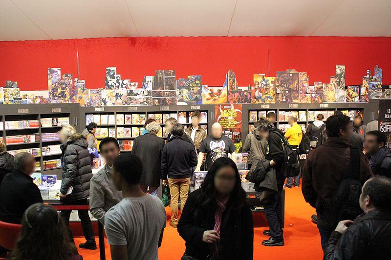 Festival international de la bande dessinée d'Angoulême