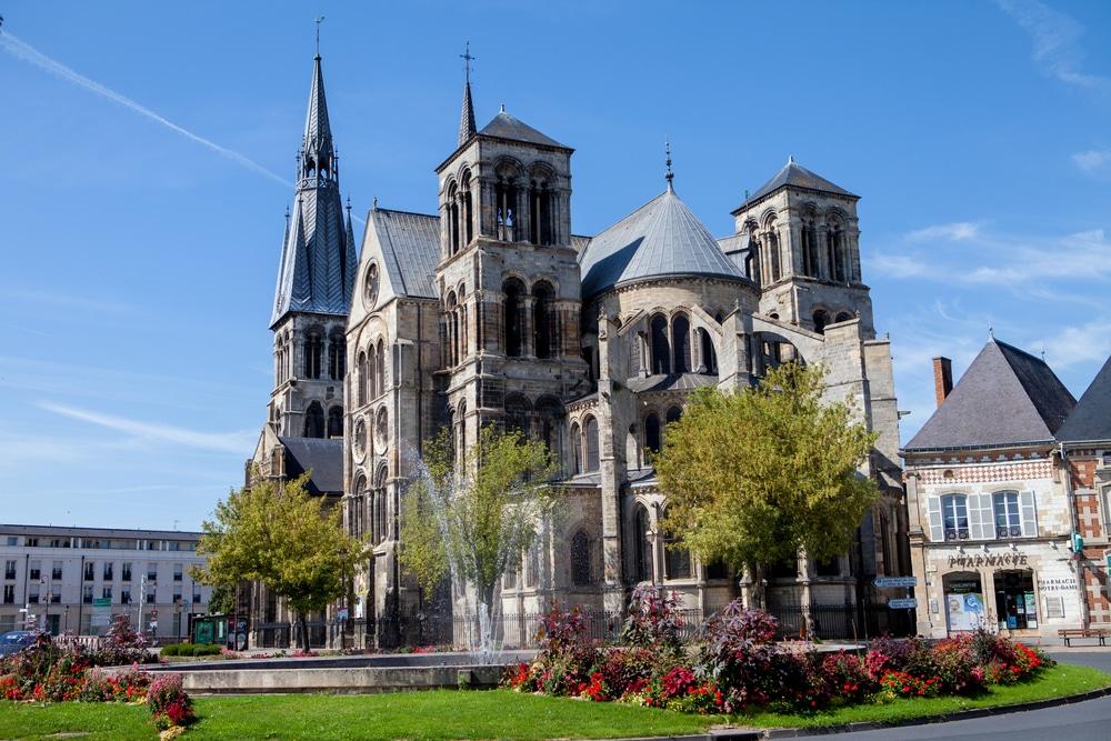 La cathédrale de Châlons