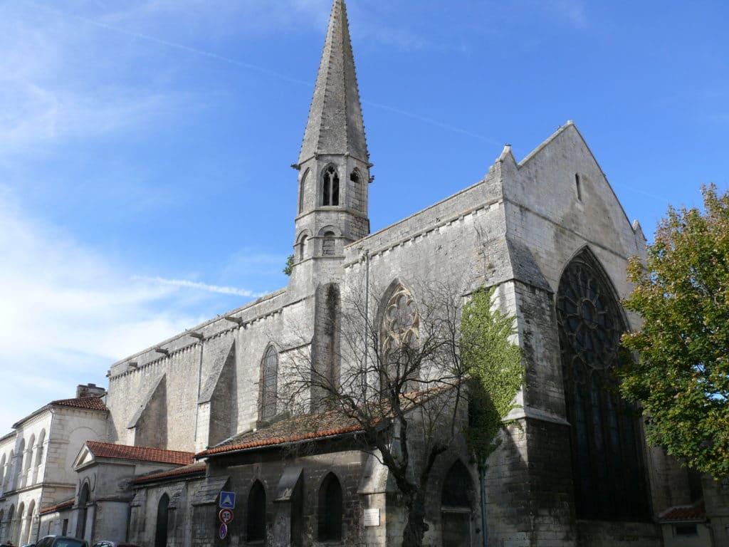Chapelle des Cordeliers Angoulême