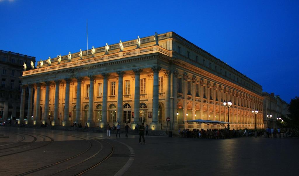 9. Grand Théâtre de Bordeaux